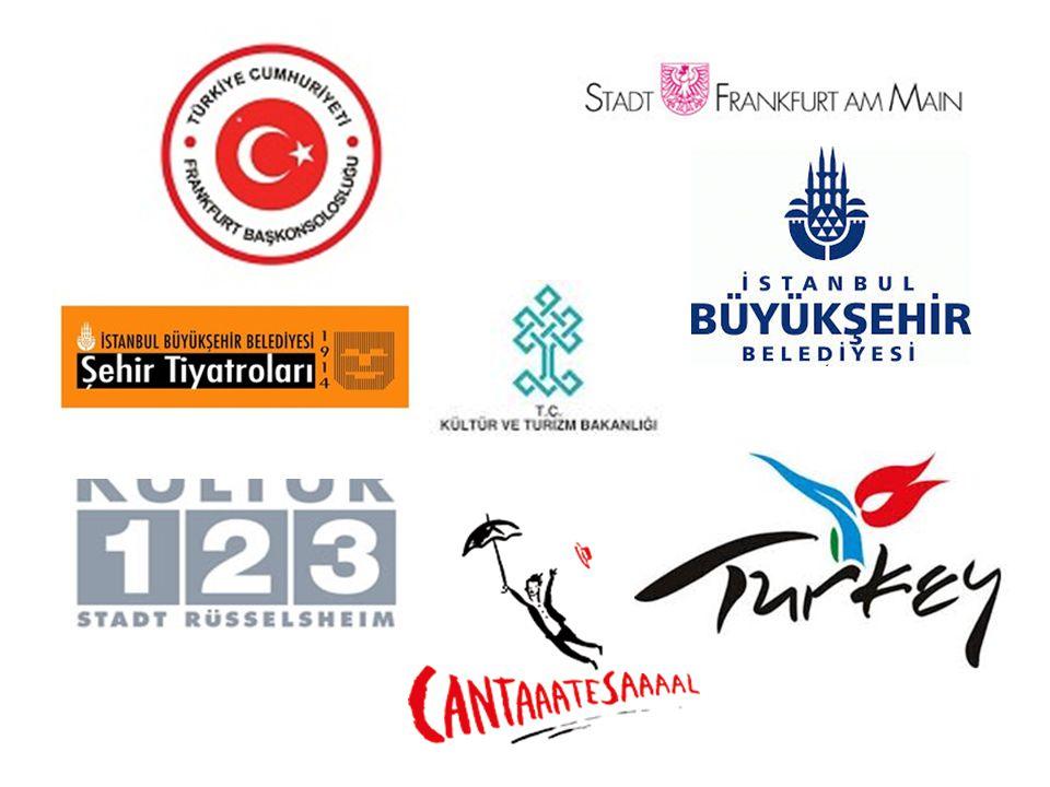 Frankfurt`un Türkçe konu ş an tiyatrosu.. MAYIS 2014