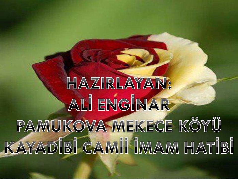 DUAMIZ… اللَّهمَّ اكْفِني بحلالِكَ عَن حَرَامِكَ ، وَاغْنِني بِفَضلِكَ عَمَّن سِوَاكَ Allah'ım.