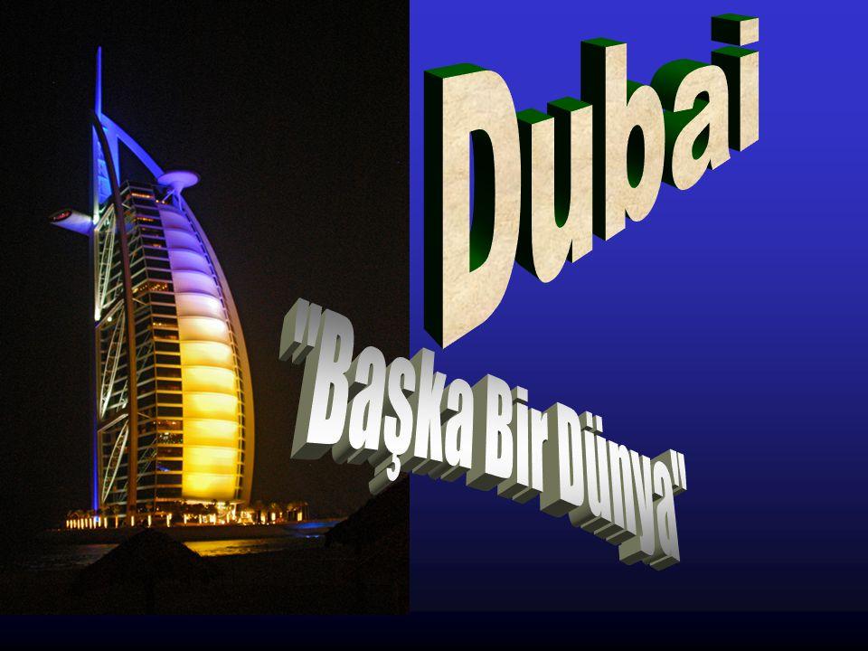 Bunu hatırladın mı? Evet, evet. Dubai'deki küçük otel.