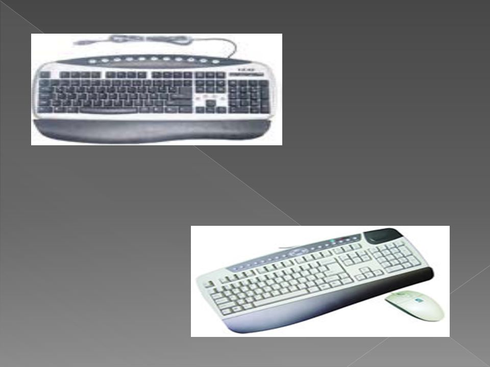  Klavye, üzerindeki tuşlar aracılığı ile kullanıcının bilgisayara sinyaller göndermesini sağlar.