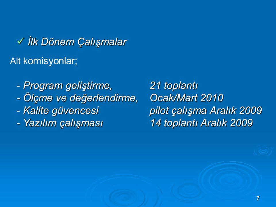 18 BEK Eğitimlerinin Başlaması ile; Ahmet Cevdet Paşa'nın bir sözü gerçek oldu...