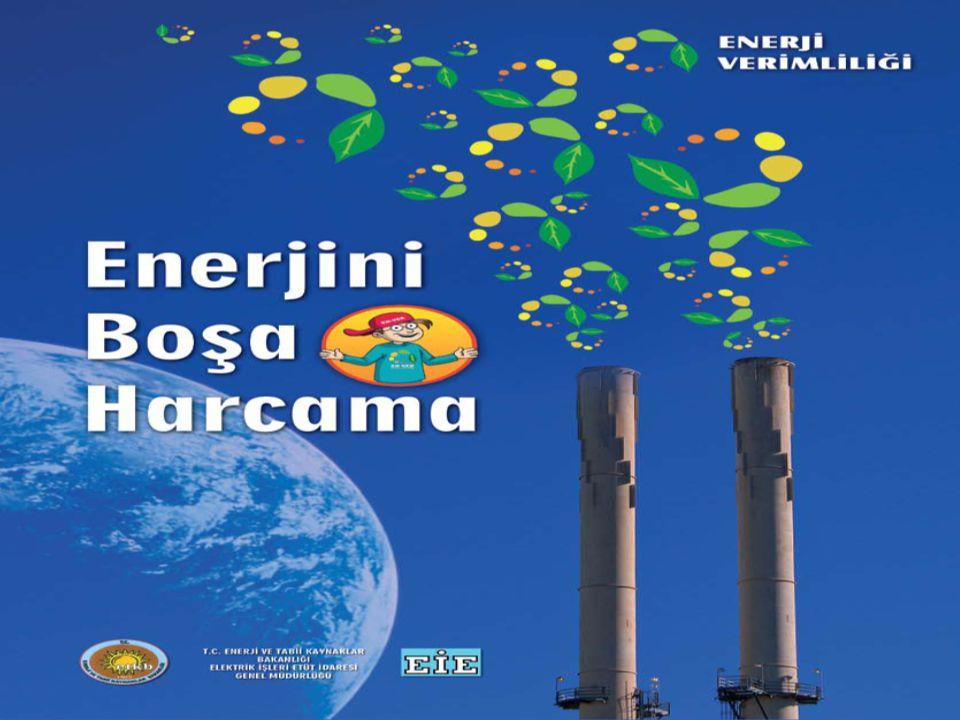 2 SANAYİDE ENERJİ TASARRUFU ve VERİMLİLİK 14.03.2009-21.03.2009 DERLEYEN : Mak.