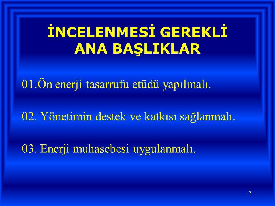 14 ELEKTRİK FATURALARINDA TASARRUF 29.