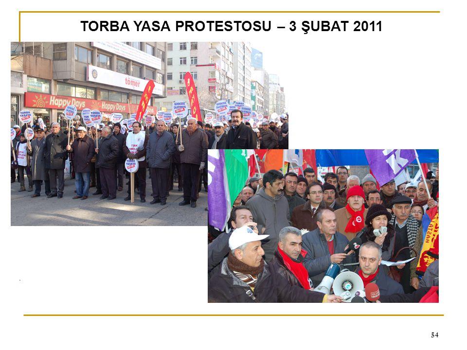 0 54 TORBA YASA PROTESTOSU – 3 ŞUBAT 2011