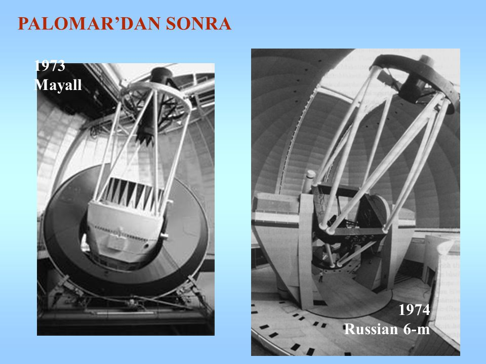 1973 Mayall PALOMAR'DAN SONRA 1974 Russian 6-m