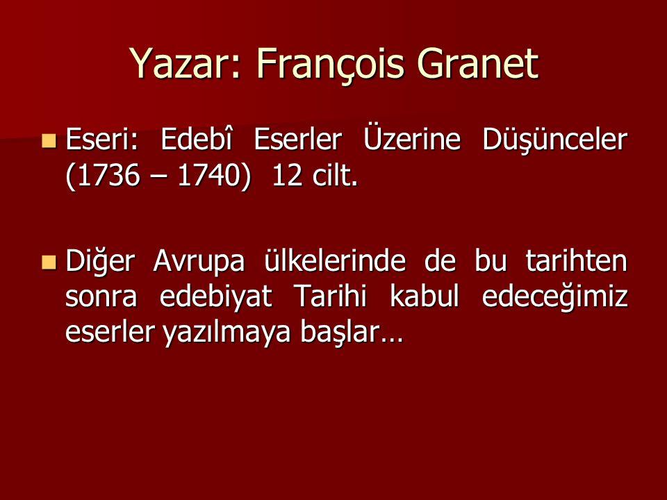 Bizde Edebiyat Tarihçiliği Osmanlılar'da biyografiye veya antolojiye benzeyen eserler Şuara Tezkireleri dir.