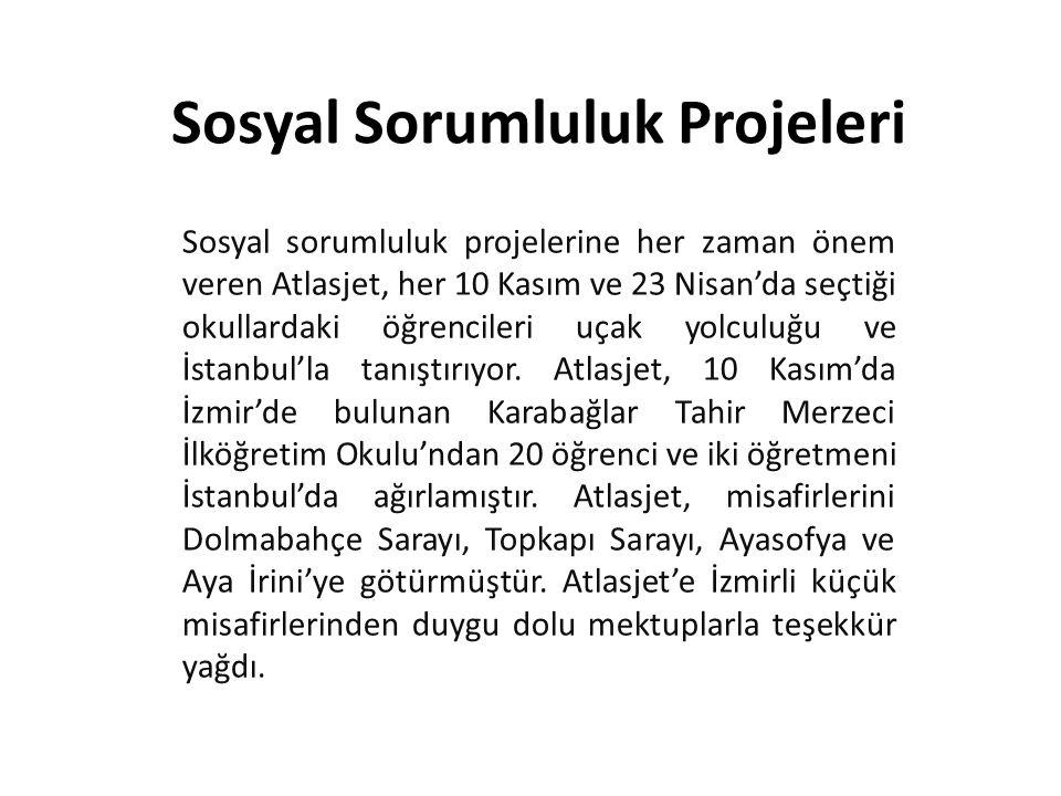 Miniklerden Mektuplar Atlasjet ile İstanbul'a giden ve İstanbul'un tarihi yerlerini gezen öğrencilerden biri olduğum için çok mutluyum.