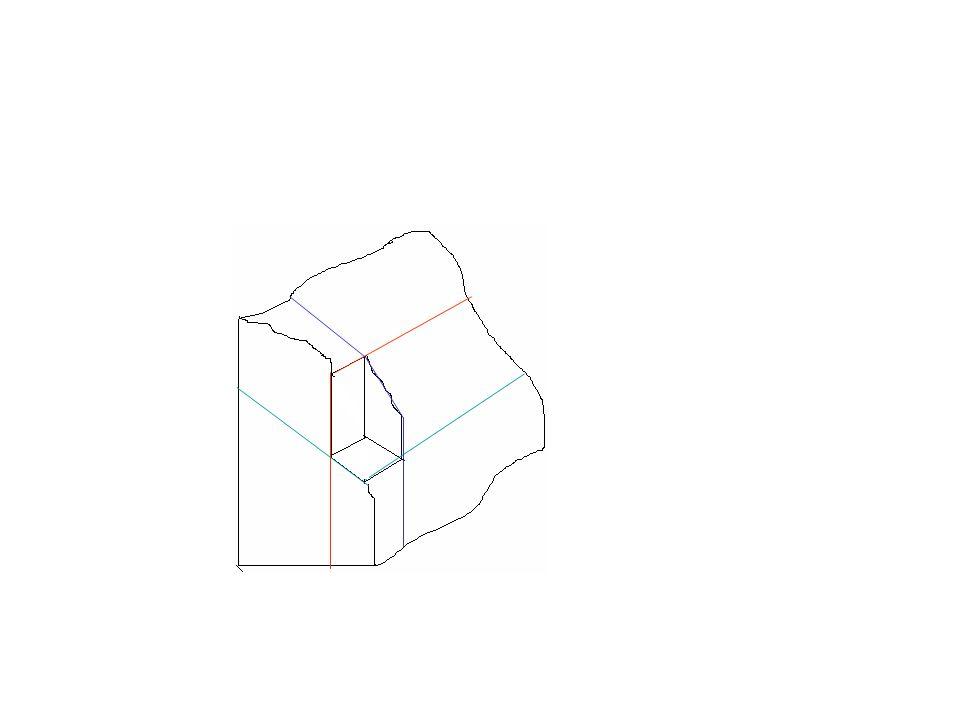 Masif yapı: Mineralleri belirli bir yönde paralellik göstermeyen orta ve iri kristalli taşların yapısıdır.