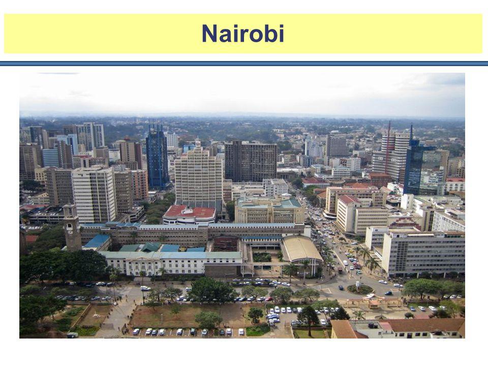 Nairobi Ticaret Müşavirliği Ş.