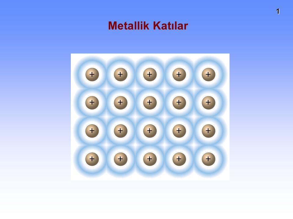 1 Metallik Katılar