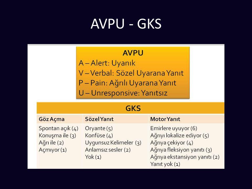 AVPU - GKS