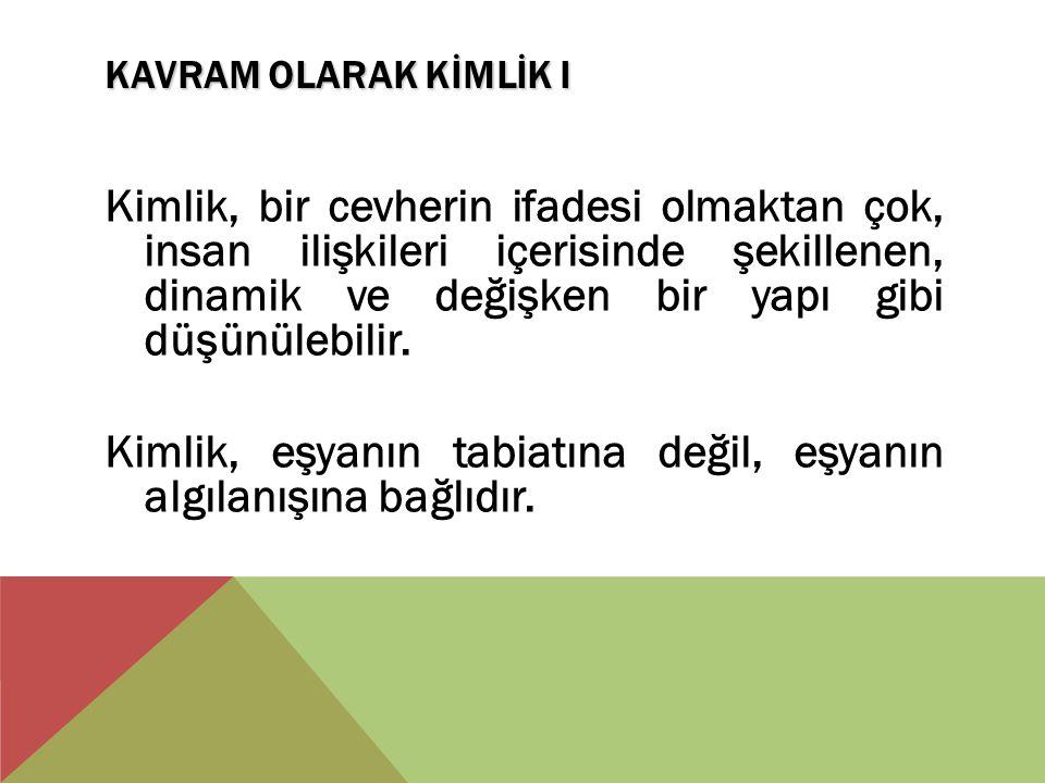 TÜRKIYE'DEKI TARIHSEL GELIŞIM III 1960'lı yıllarda ülkemize gelen yabancı sermayeli şirketlerle birlikte, ticari Türk kuruluşları da karşılarındaki bu örneklere bakarak kendilerine birer kimlik edinme ihtiyacı duymuşlardır.