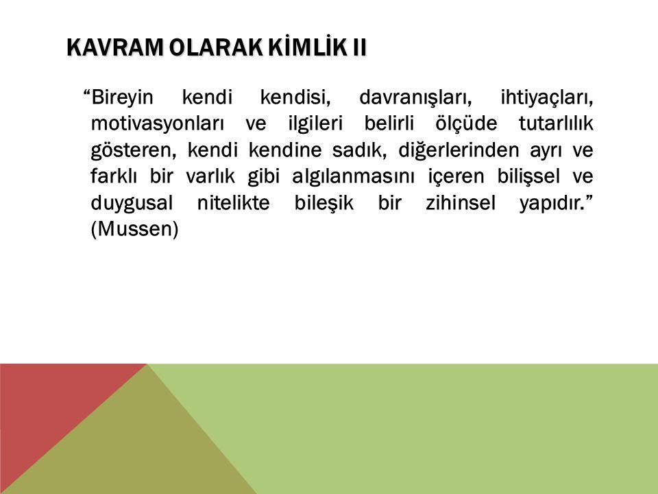 TÜRKIYE'DEKI TARIHSEL GELIŞIM IV Geleneksel dönem anlayışından sıyrılarak, çağdaş kurum kimliği anlayışını uygulayan bu öncü kuruluşlar kurum kimliği anlayışını başarıyla sürdüren kurumlardır.