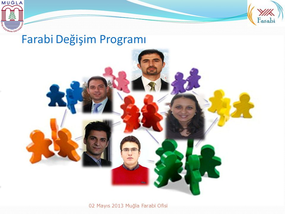 Farabi Değişim Programı 02 Mayıs 2013 Muğla Farabi Ofisi