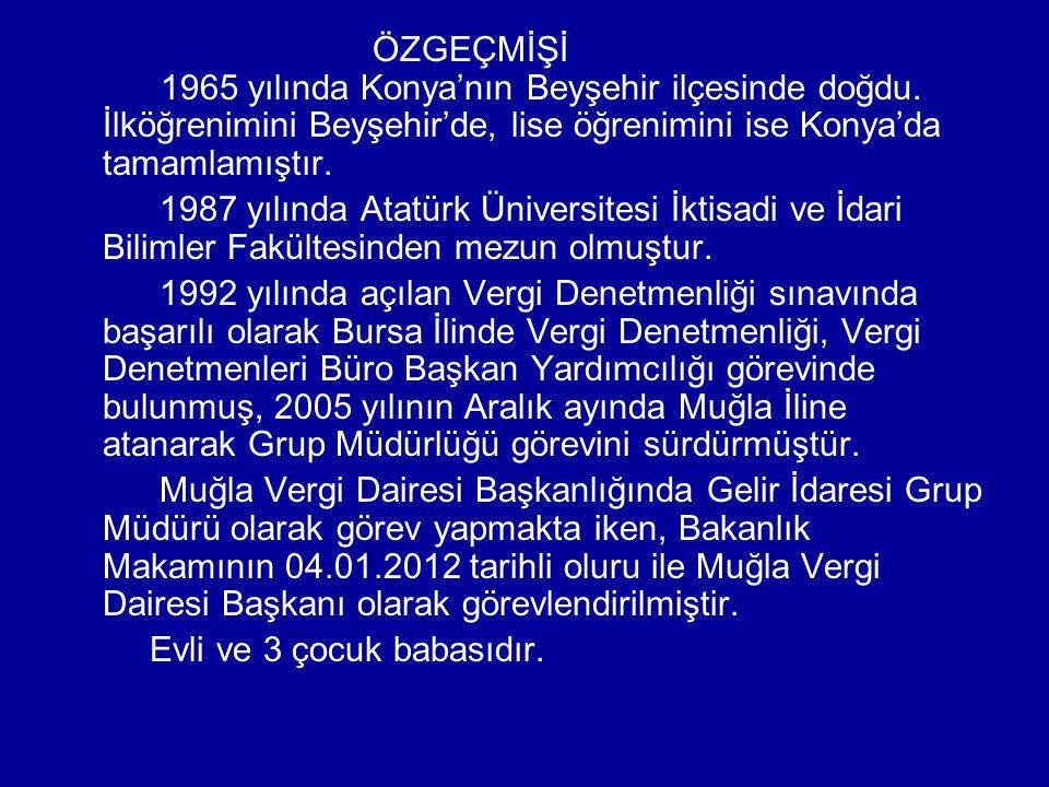  23.4.1920 de açılan Birinci Türkiye Büyük Millet Meclisi nde kabul edilen ilk kanun bir vergi kanunu olmuştur.