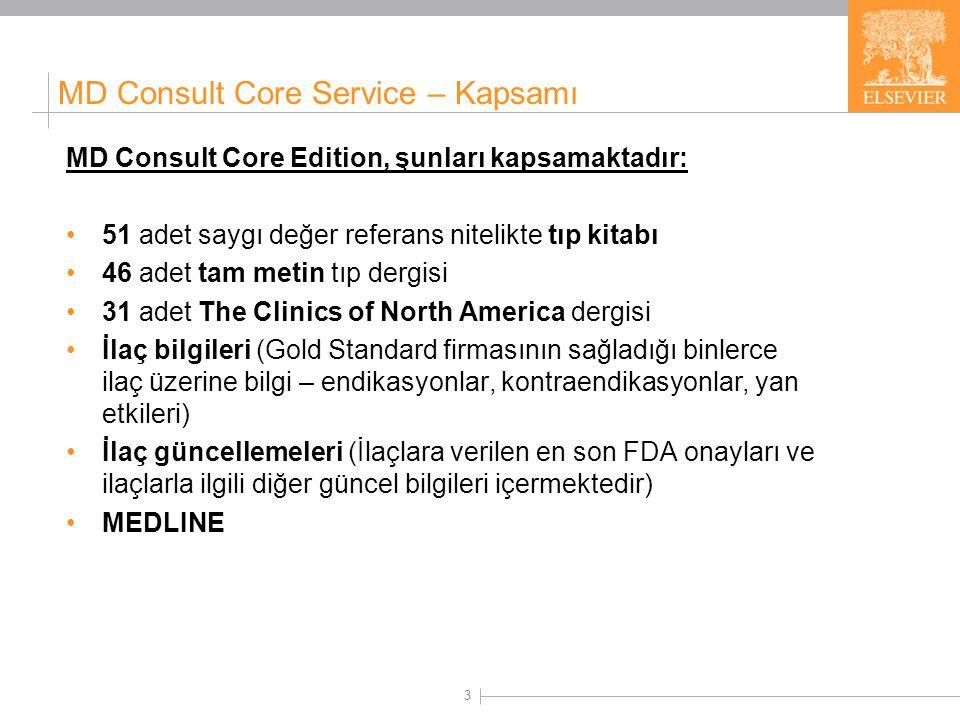 24 FIRST Consult Prosedür Dosyaları: Çeşitli uygulamalar yaparken izlenecek prosedürleri, videoları içermektedir.