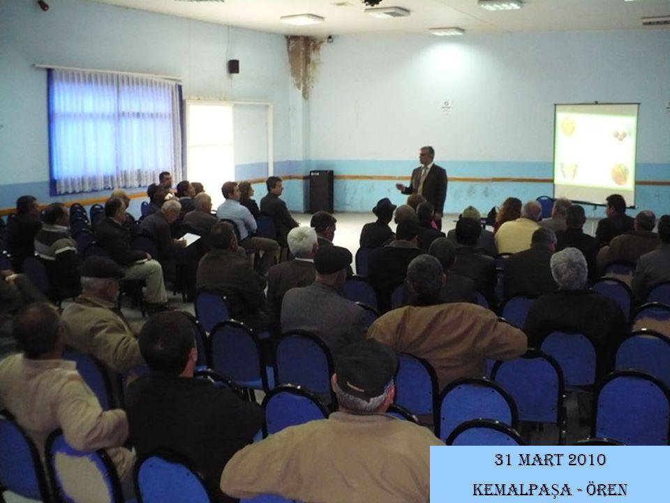31 MART 2010 KEMALPA Ş A - ÖREN