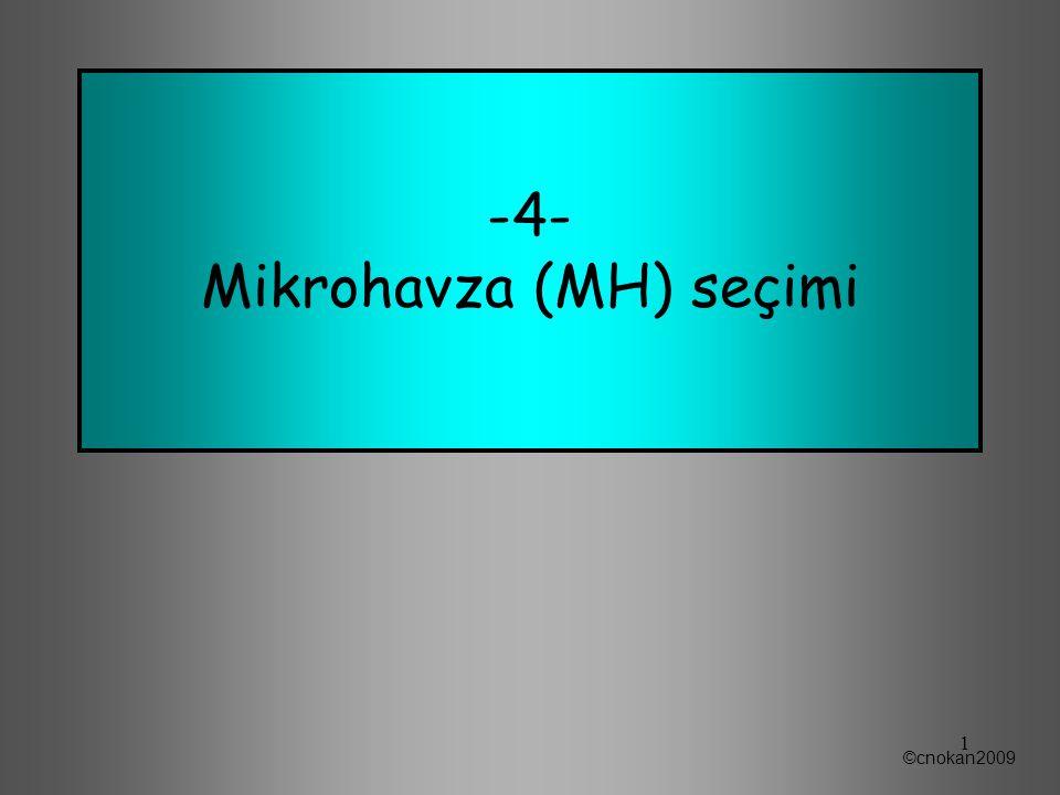 -4- Mikrohavza (MH) seçimi ©cnokan2009 1