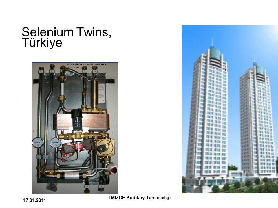Selenium Twins, Türkiye T M M OB Kadıköy Temsilciliği 17.01.2011