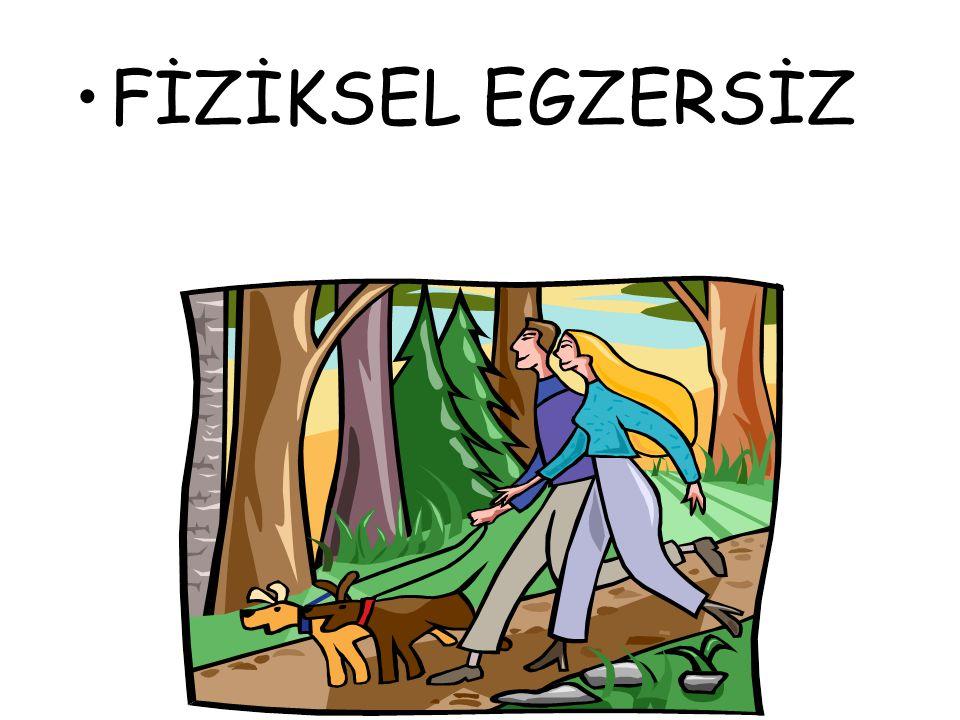 FİZİKSEL EGZERSİZ