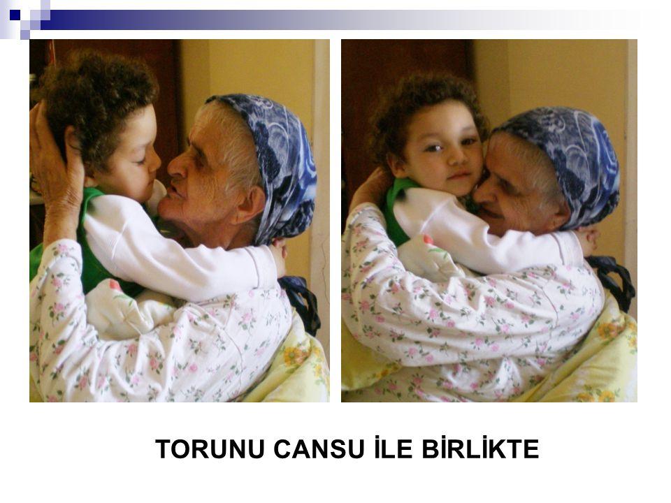 TORUNU CANSU İLE BİRLİKTE