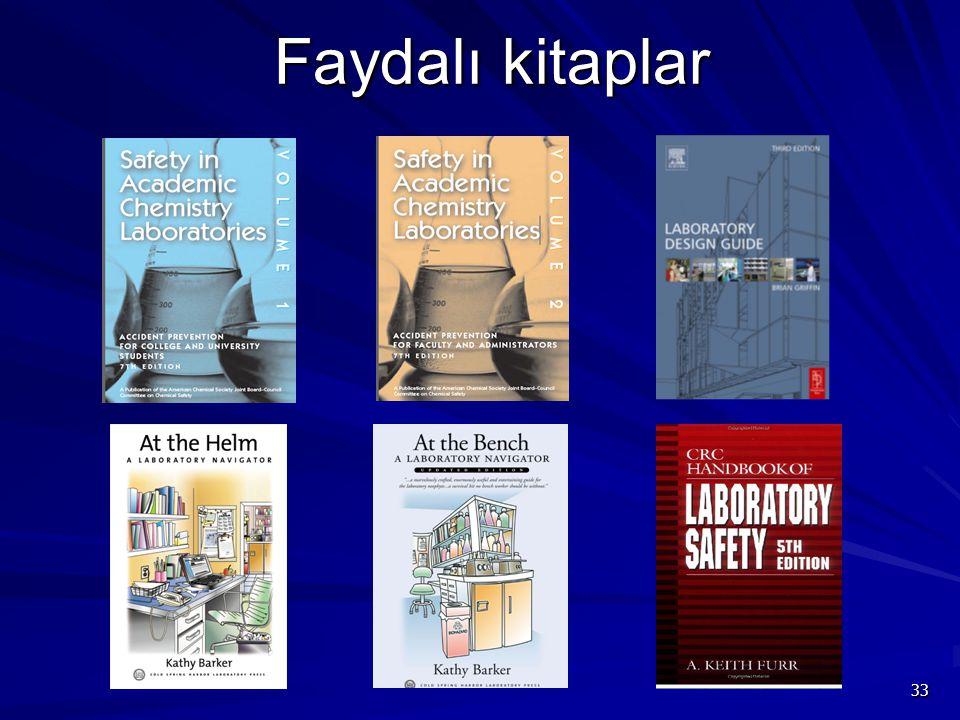 33 Faydalı kitaplar