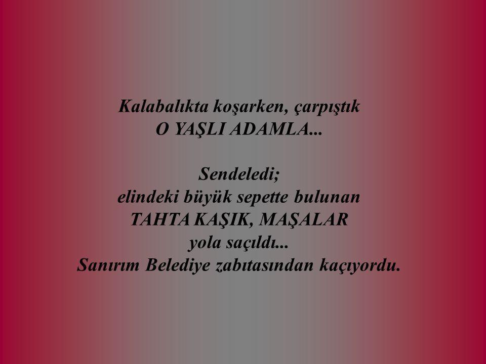 Ankara'da işim uzamıştı. İstanbul'a dönüş için aldığım biletimi değiştirmem gerekiyordu.