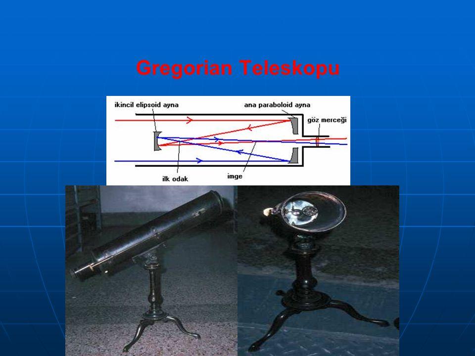 Gregorian Teleskopu