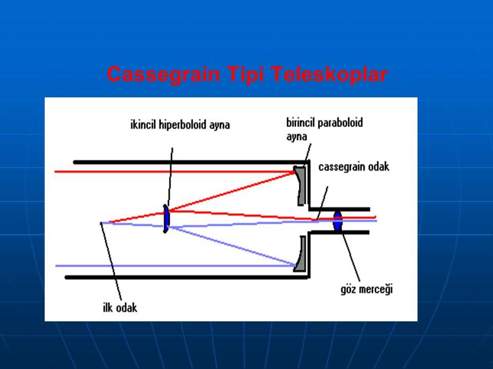 Cassegrain Tipi Teleskoplar