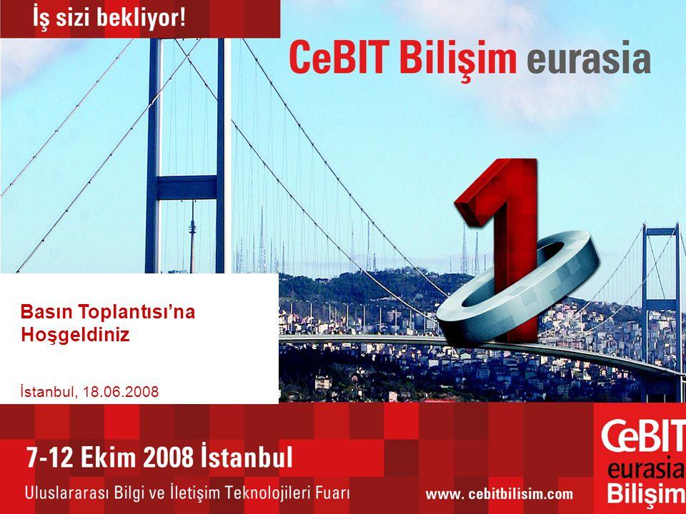 Basın Toplantısı'na Hoşgeldiniz İstanbul, 18.06.2008