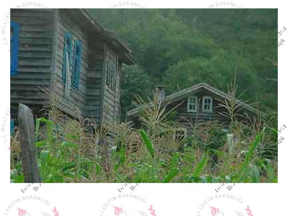 Sosyal Yapı İlçemizin Orman yönünden zengin olması sebebiyle evler ahşaptan yapılmıştır.Ancak son yıllarda Ormanların azalması gittikçe daha az zati i