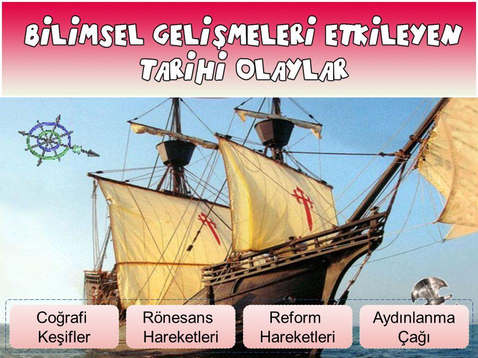 COĞRAFİ KEŞİFLER YENİ TİCARET YOLLARI Coğrafi Keşifler 15.