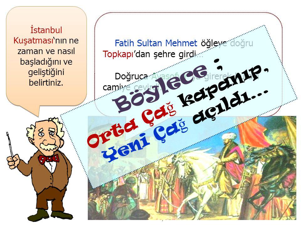 ; Şimdi de ; Bizans Devleti İstanbul 'u savunmak için ne gibi hazırlıklar yaptığına Bizans Devleti'nin İstanbul 'u savunmak için ne gibi hazırlıklar y