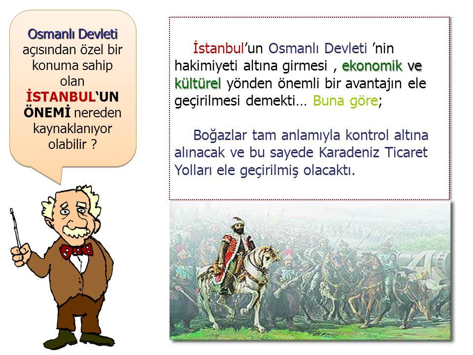 İstanbul Kuşatması'nın ne zaman ve nasıl başladığını ve geliştiğini belirtiniz.
