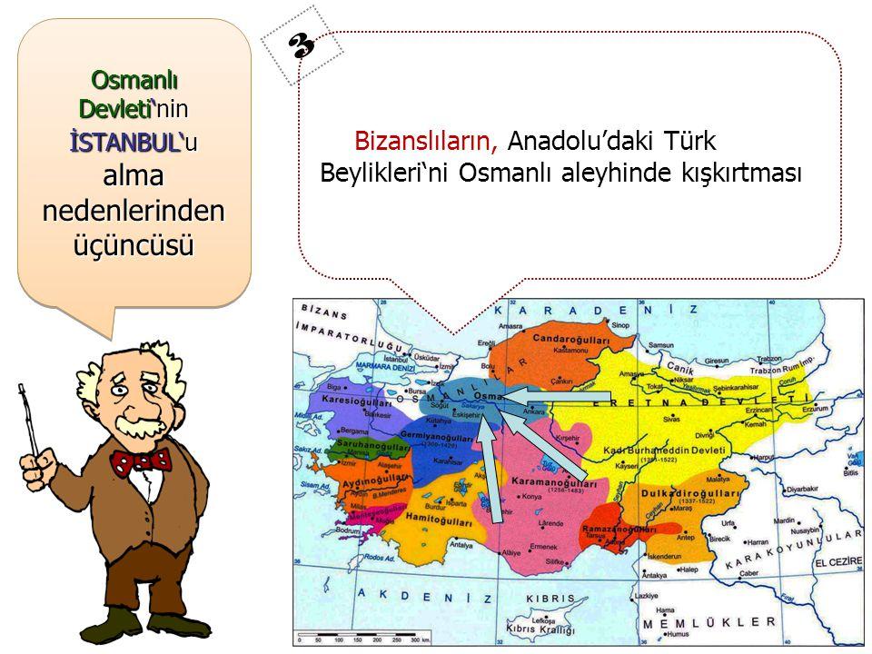 Soru-8 Ben, Fatih Sultan Mehmet Han… İstanbul Amasra' Candaroğulları Beyliği İstanbul 'u aldıktan sonra sırasıyla Amasra'yı Cenevizliler 'den aldım.