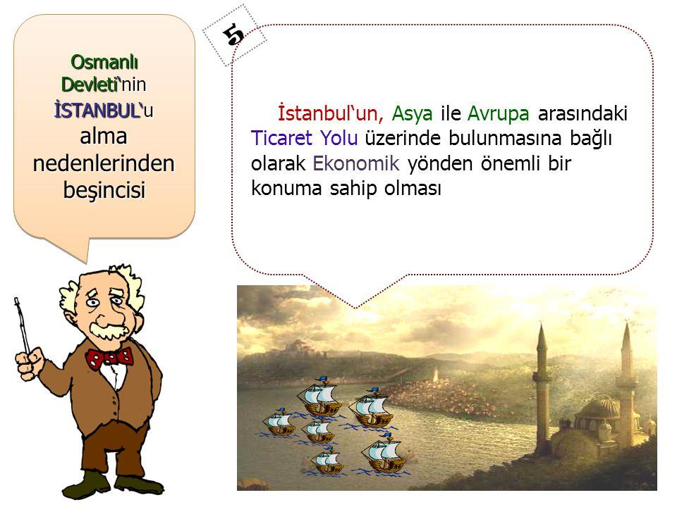 Soru-30 İstanbul Amasra Trabzon Kırım