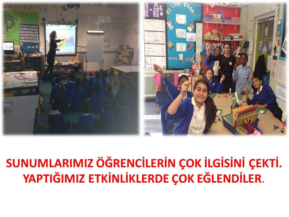 TÜM ULAŞIMLARIMIZ GALLIARD SCHOOL SERVİSİ TARAFINDAN YAPILDI.