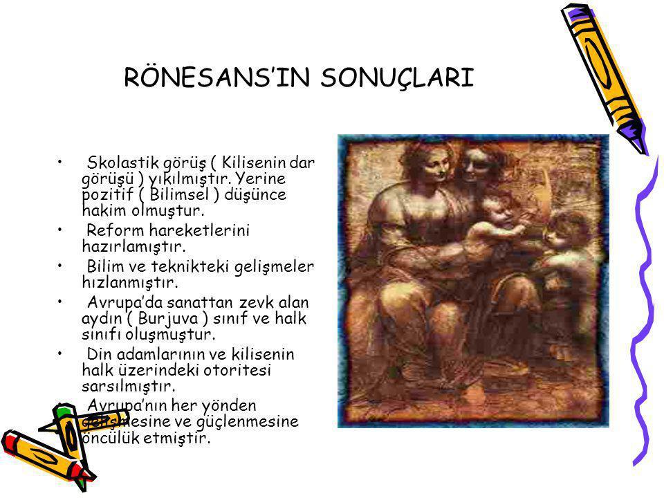 Diğer Avrupa ülkelerinde Rönesans Fransa'da Rönesans'a krallar öncülük etti. Piyer Lesko en önemli Rönesans sanatçısıdır. Almanya'da Rönesans Hümanizi