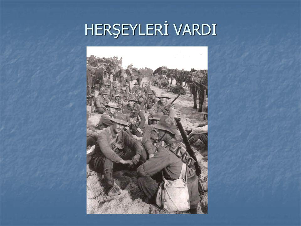 HERŞEYLERİ VARDI