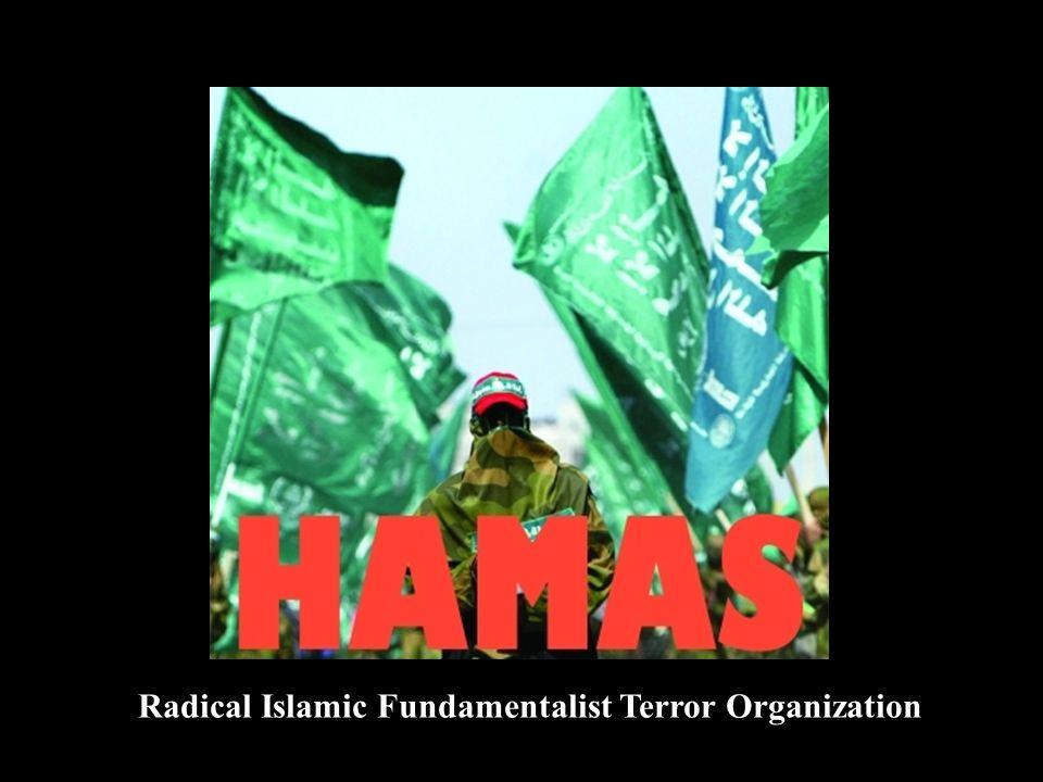 Radical Islamic Fundamentalist Terror Organization