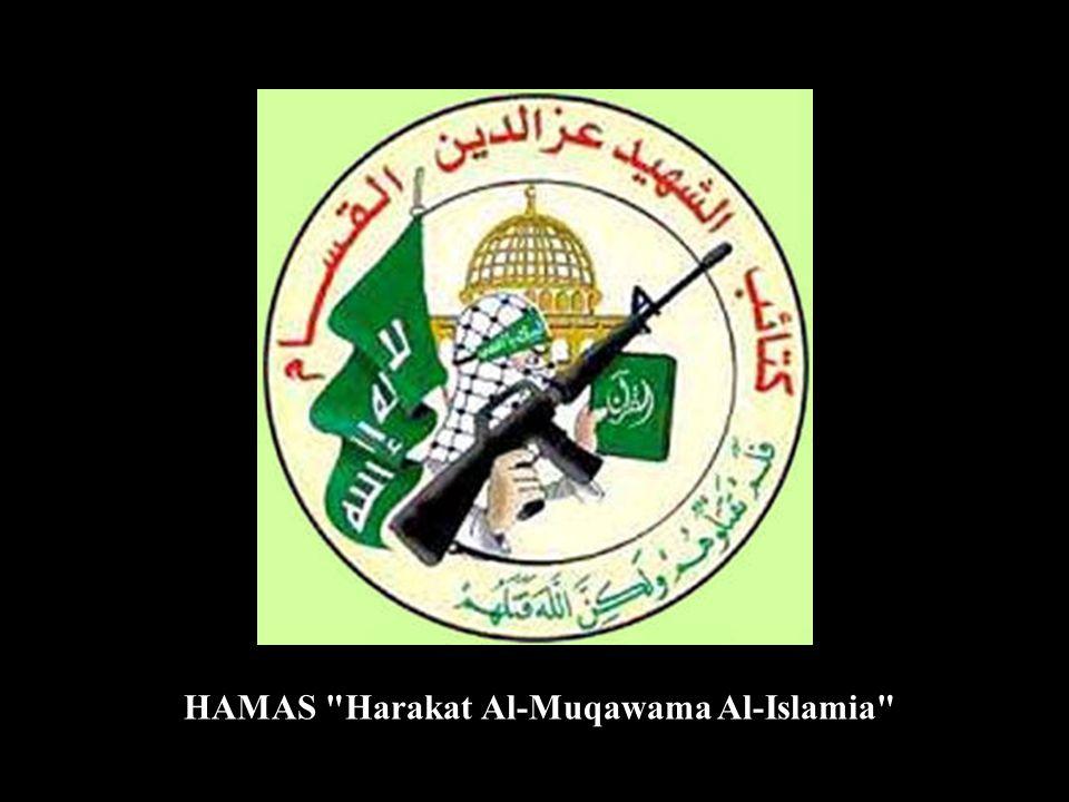 HAMAS Harakat Al-Muqawama Al-Islamia