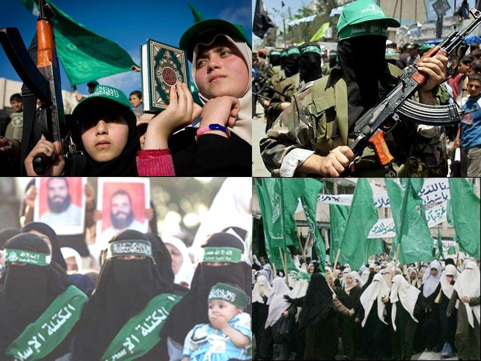Hamas Teaches Terror to Children
