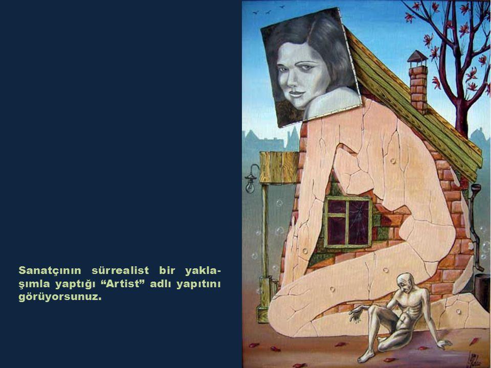 Rus ressam Victor Molev 1955 yılında Nizhniy Novgorod'da doğdu.