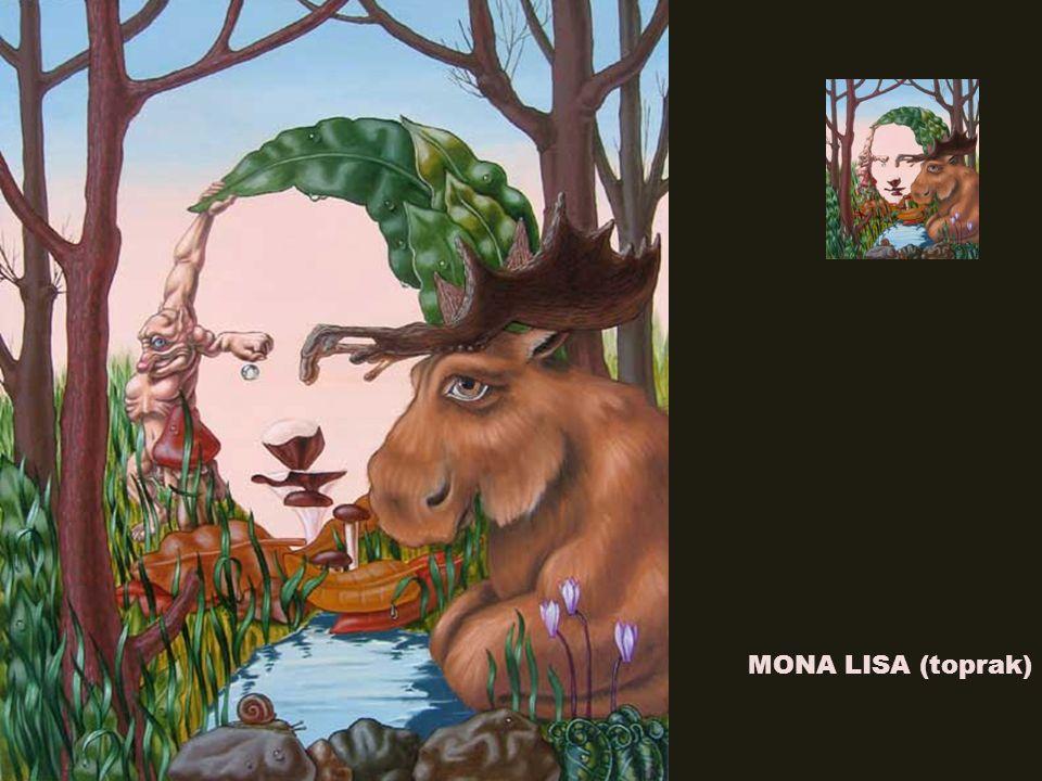 MONA LISA (ateş)