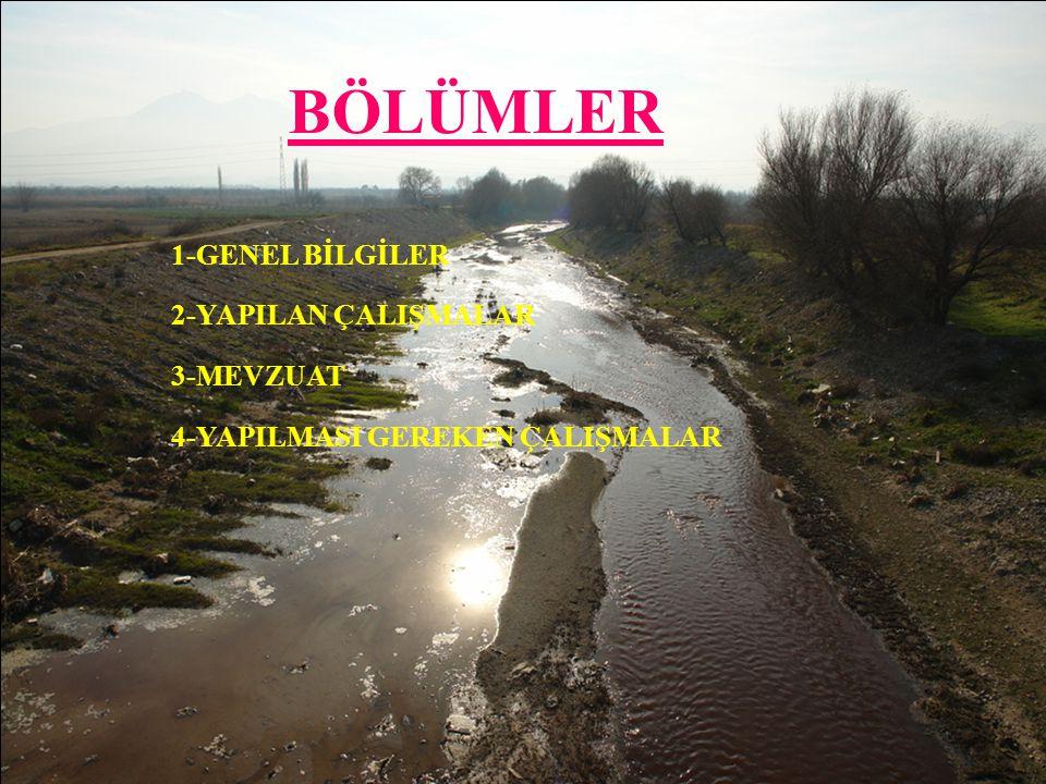 Gediz Havzası Kentsel 7.4 mm (133Mm 3 )  Sulak Alan 0.2 mm (3.6 Mm 3 ) Endüstriyel 3 mm (54 Mm 3 ) Tarımsal 39 mm (695Mm 3 ) Mevcut Su Talebi Yeraltı 9 mm/yıl (160 Mm 3 ) Yüzeysel 52 mm/yıl (940 Mm 3 ) Yıllık Su Bütçesi Yağış 700 mm/yıl Arz: 1100 Mm 3 Talep: 886 Mm 3 Ortalama Debi:1282 Hektometreküp/ yıl İzmir Nüfusun (1.700.000) %4, Yüzölçümünün (17.500 km 2 ) % 2,3 Su Potansiyelinin %1,1 GEDIZ HAVZASININ TÜRKIYE'DEKI YERI
