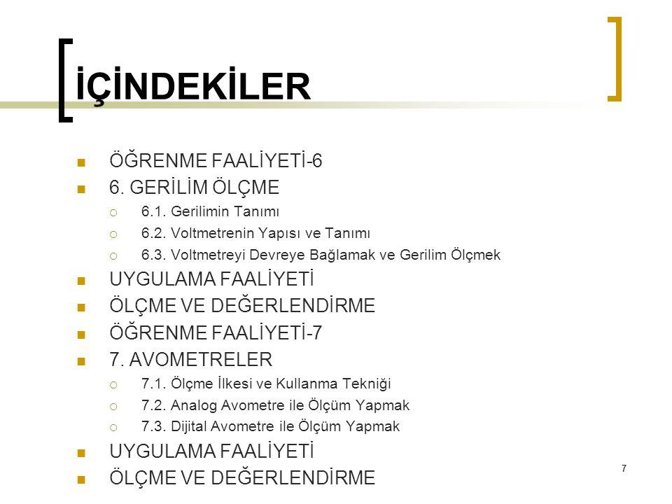 218 10.OSİLASKOP 10.3.