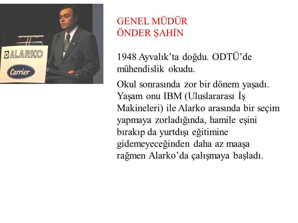 ALARKO CARRIER SANAYİ VE TİCARET A.Ş.