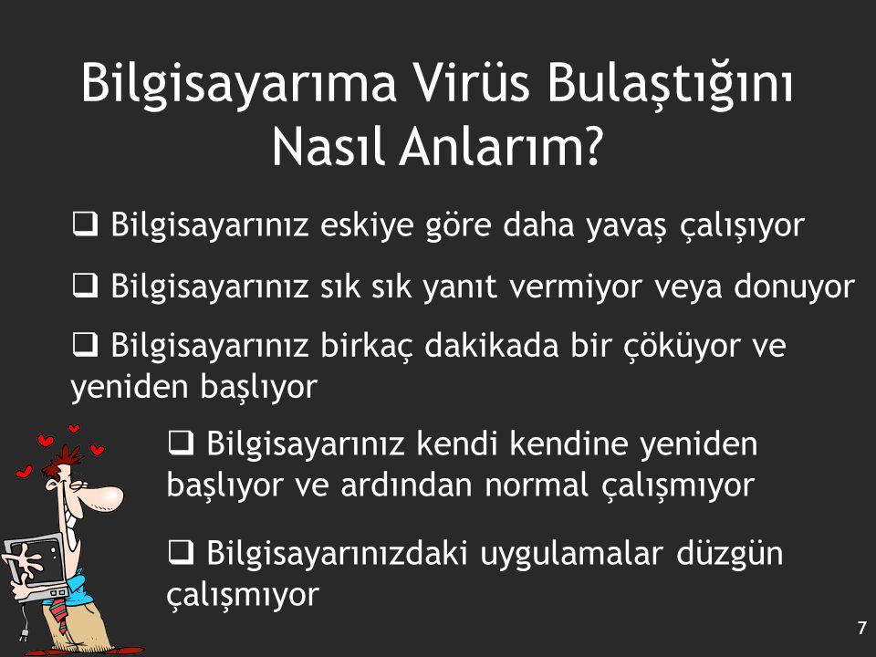 Virüs Çeşitleri 18 5.
