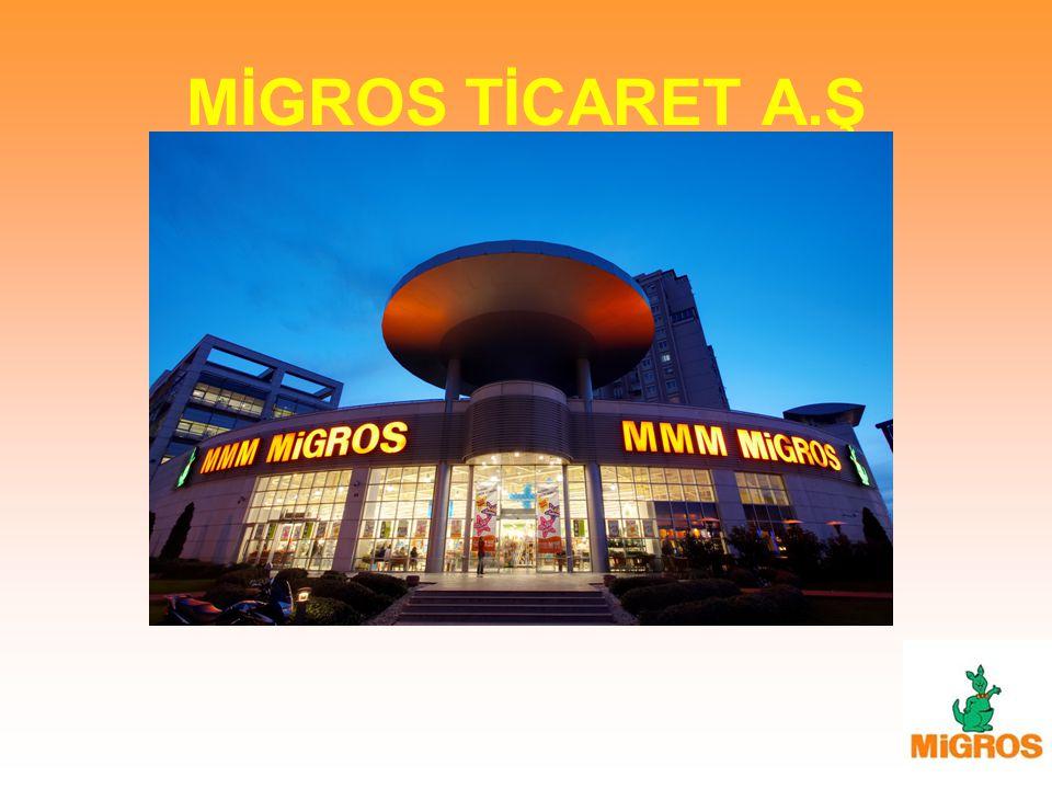 MİGROS TİCARET A.Ş