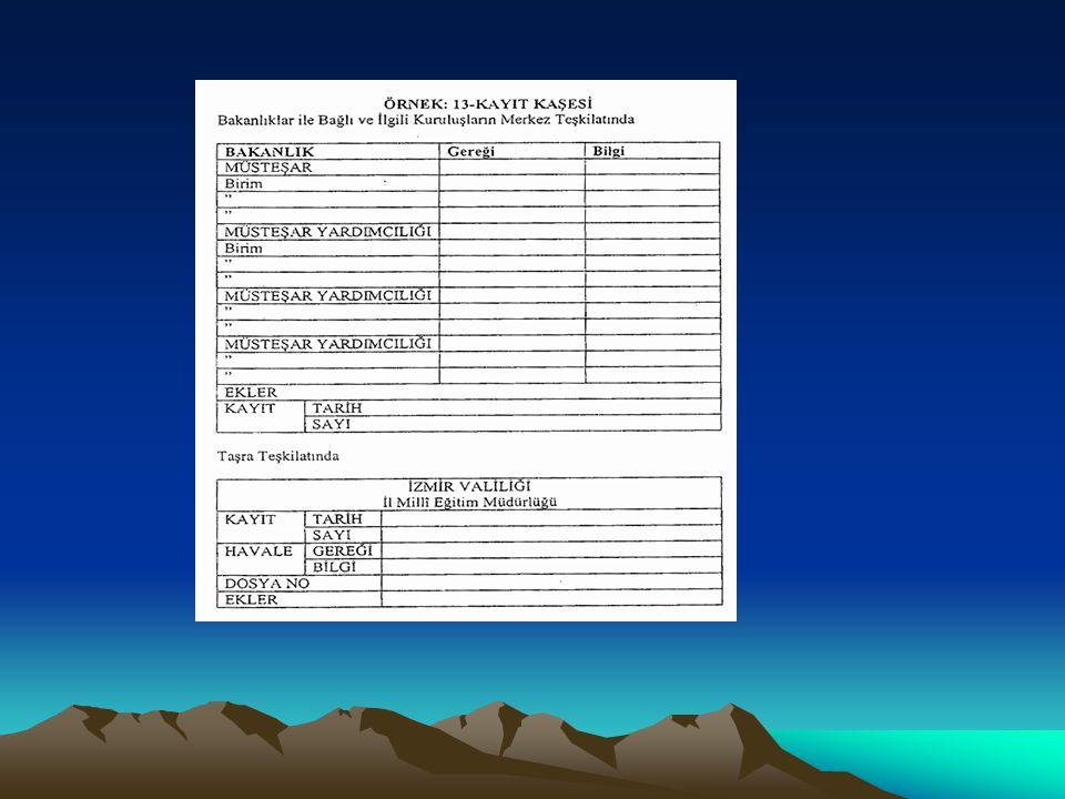 Resmi Yazışma Kuralları: Yazıların gönderilmesi Yazıyı gönderenin iletişim bilgileri zarfın sol üst köşesinde, yazının gideceği yerin iletişim bilgileri ise zarfın ortasında yer alır.
